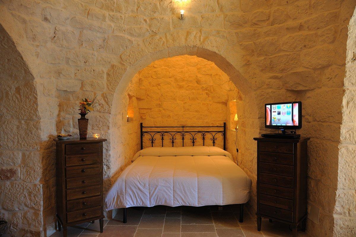Trullo Bedroom